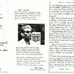 Oguz Tansel 1999 Anma Programi
