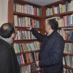 Kütüphane açılışı011
