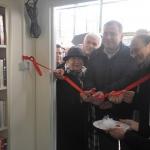 Kütüphane açılışı103